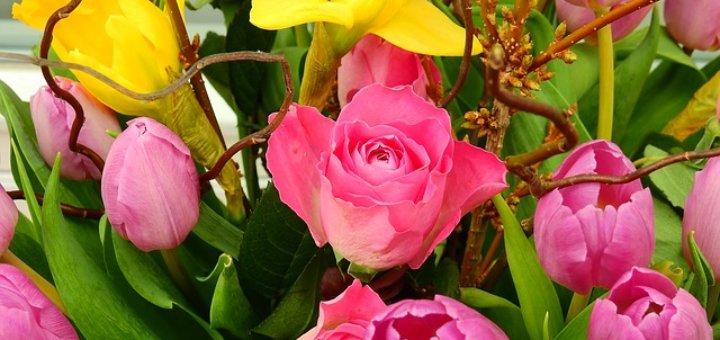 virágot ajándékozni