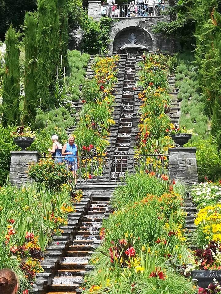 Mainau, a csodálatos virágsziget