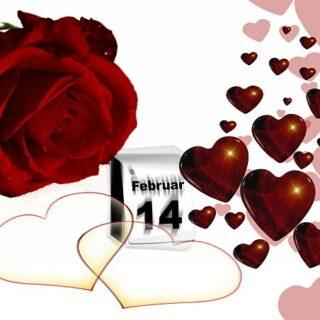 Valentin-napi szerelmes üzenetek